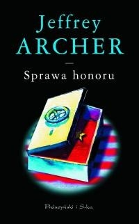 Okładka książki Sprawa honoru