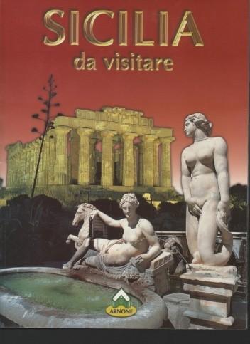 Okładka książki Sicilia da visitare