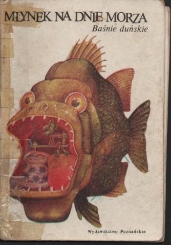Okładka książki Młynek na dnie morza