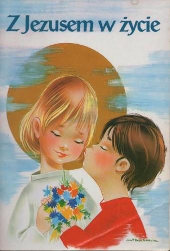 Okładka książki Z Jezusem w życie