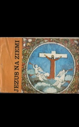 Okładka książki Jezus na ziemi
