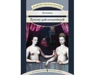 Okładka książki Żywoty pań swawolnych