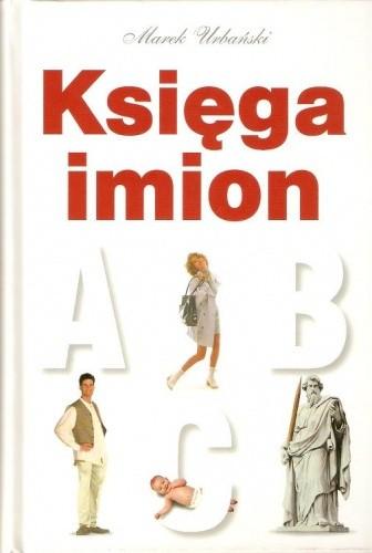 Okładka książki Księga imion