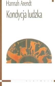 Okładka książki Kondycja ludzka
