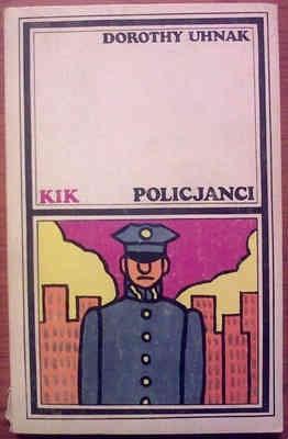 Okładka książki Policjanci