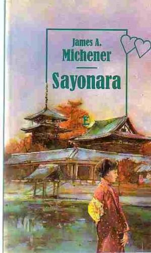 Okładka książki Sayonara