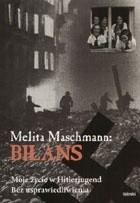 Okładka książki BILANS Moje życie w Hitlerjugend bez usprawiedliwienia