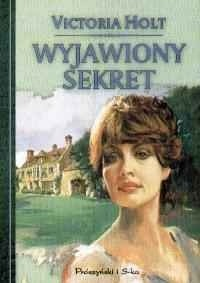 Okładka książki Wyjawiony sekret