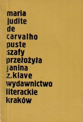 Okładka książki Puste szafy