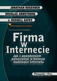 Okładka książki Firma w Internecie