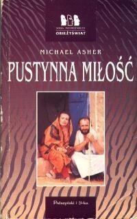 Okładka książki Pustynna miłość. Ich dwoje z Saharą w tle