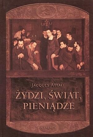 Okładka książki Żydzi, świat i pieniądze