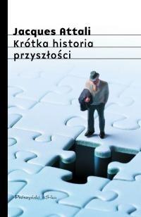 Okładka książki Krótka historia przyszłości