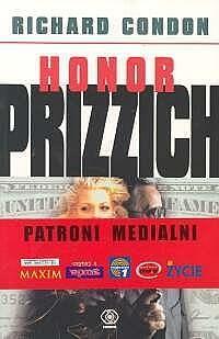 Okładka książki Honor Prizzich