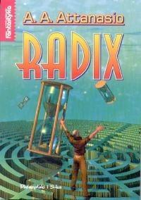 Okładka książki Radix