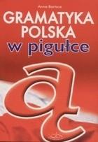 Okładka książki Gramatyka polska w pigułce