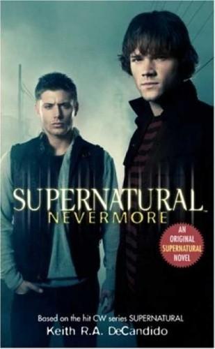 Okładka książki Supernatural: Nevermore
