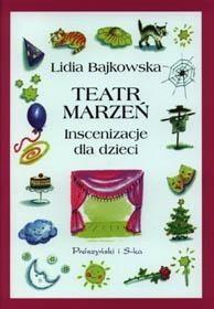 Okładka książki Teatr marzeń
