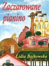 Okładka książki Zaczarowane pianino
