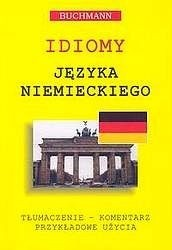 Okładka książki Idiomy języka niemieckiego