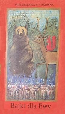 Okładka książki Bajki dla Ewy