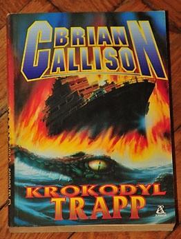 Okładka książki Krokodyl Trapp