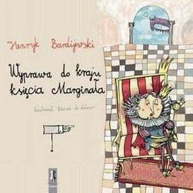 Okładka książki Wyprawa do kraju księcia Marginała