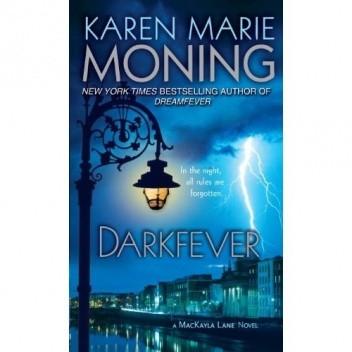 Okładka książki Darkfever