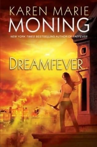 Okładka książki Dreamfever