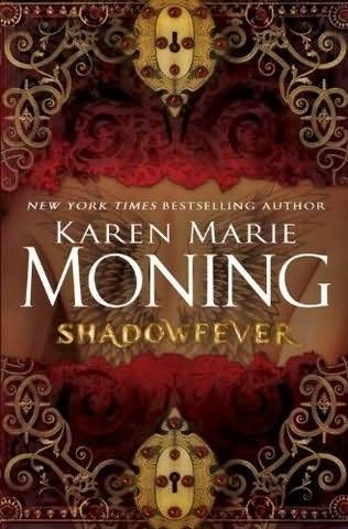 Okładka książki Shadowfever