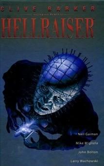 Okładka książki Hellraiser 1