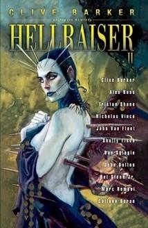 Okładka książki Hellraiser 2