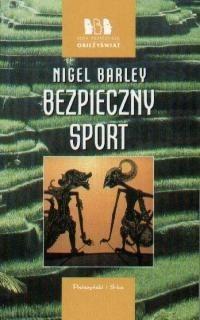 Okładka książki Bezpieczny sport