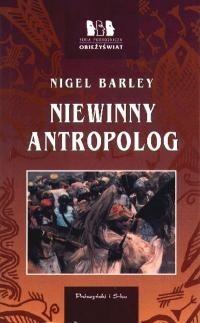 Okładka książki Niewinny antropolog