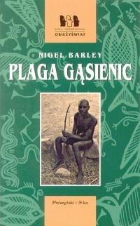 Okładka książki Plaga gąsienic