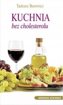 Okładka książki Kuchnia bez cholesterolu