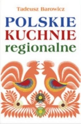 Okładka książki Polskie kuchnie regionalne