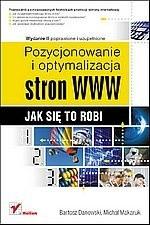 Okładka książki Pozycjonowanie i optymalizacja stron WWW. Jak się to robi.