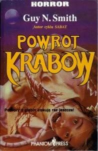 Okładka książki Powrót krabów