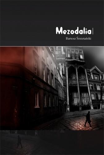 Okładka książki Mezodalia