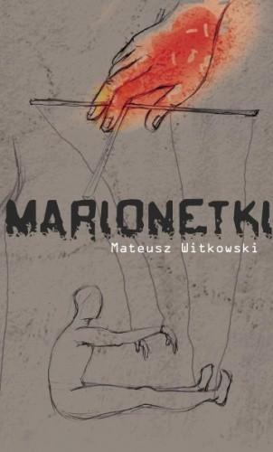 Okładka książki Marionetki