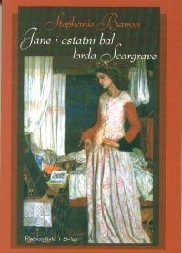 Okładka książki Jane i ostatni bal lorda Scargrave