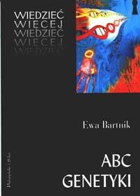 Okładka książki ABC genetyki