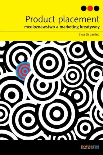 Okładka książki Product placement. Medioznawstwo a marketing kreatywny