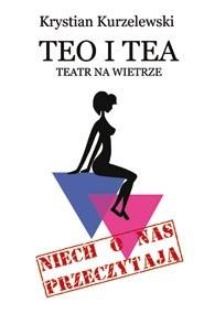 Okładka książki Teo i Tea. Teatr na wietrze