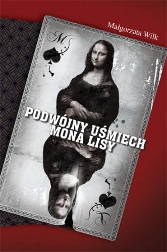 Okładka książki Podwójny uśmiech Mona Lisy