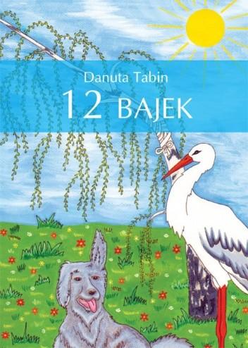 Okładka książki 12 bajek