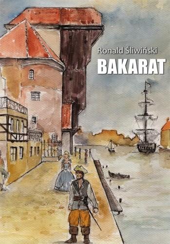 Okładka książki Bakarat