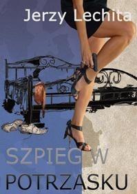 Okładka książki Szpieg w potrzasku