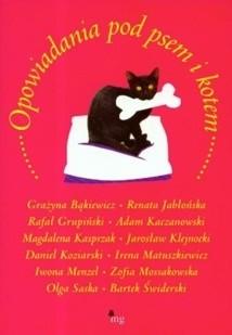 Okładka książki Opowiadania pod psem i kotem